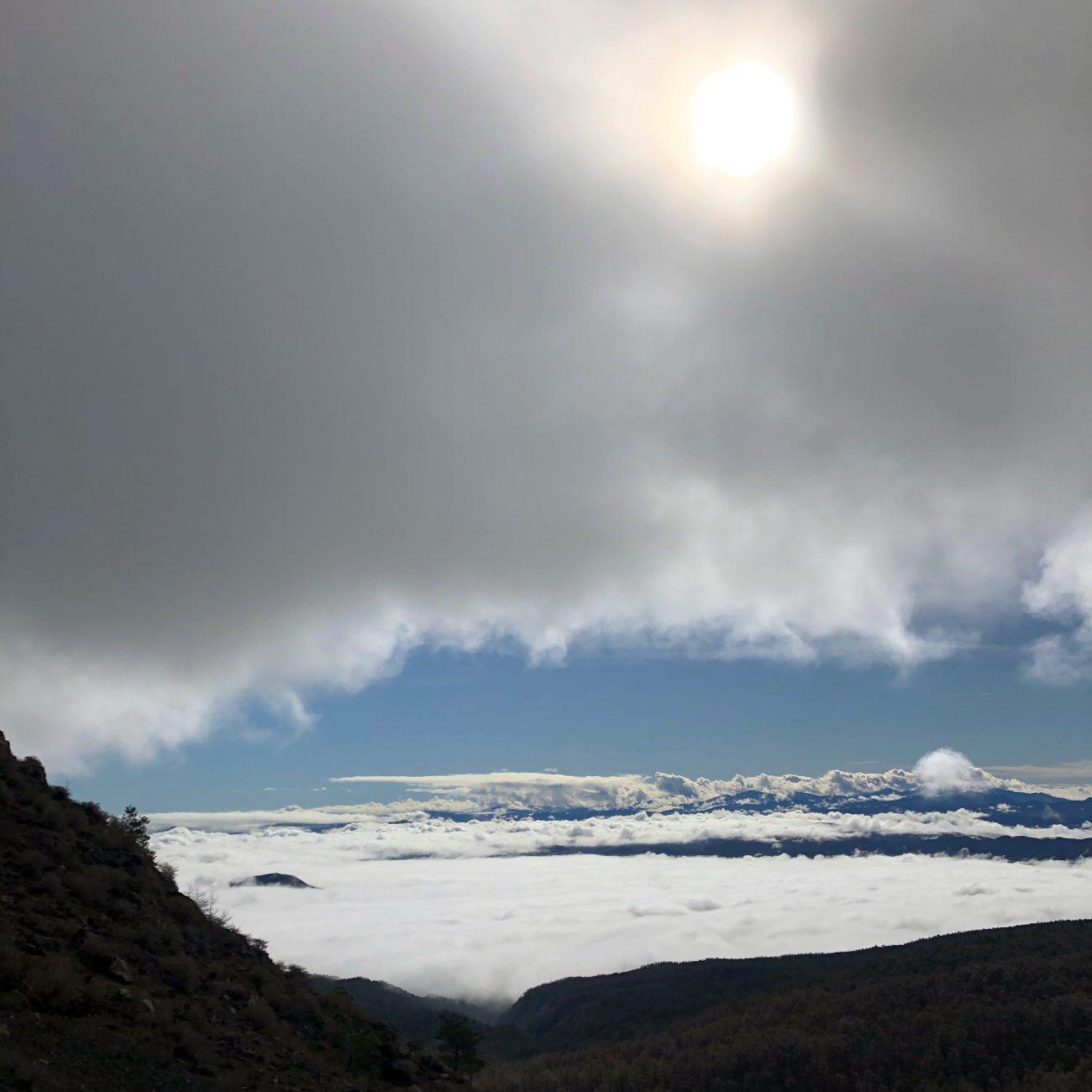 小浅間山・山頂チヤパサル